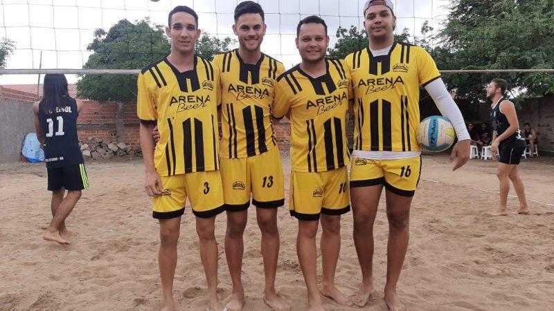 Torneio de vôlei do bairro Rodoviário