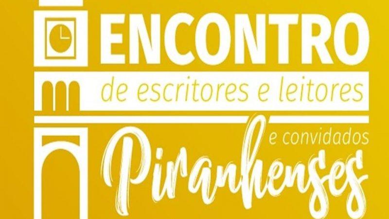 Piranhas-AL promove 2º Encontro de Escritores e Leitores e Antologia