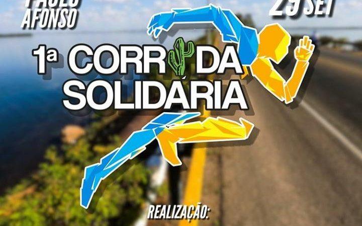 Univasf promove Corrida Solidária