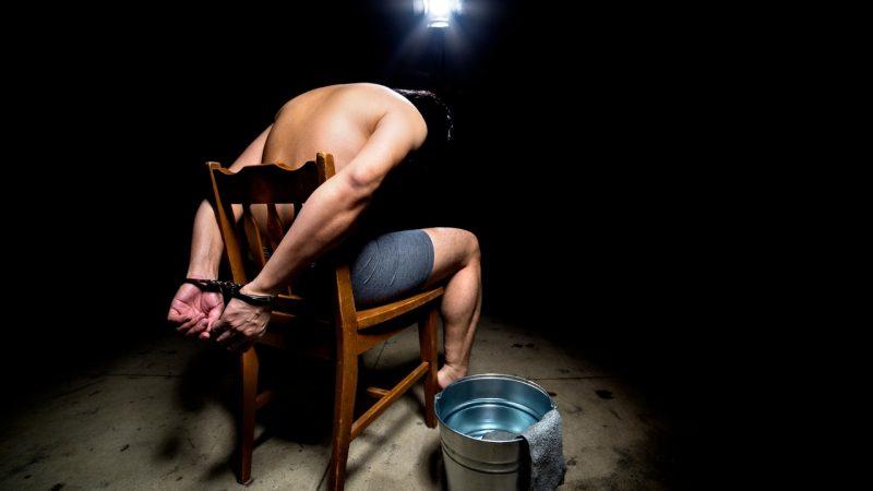 Tortura orgulha presidente