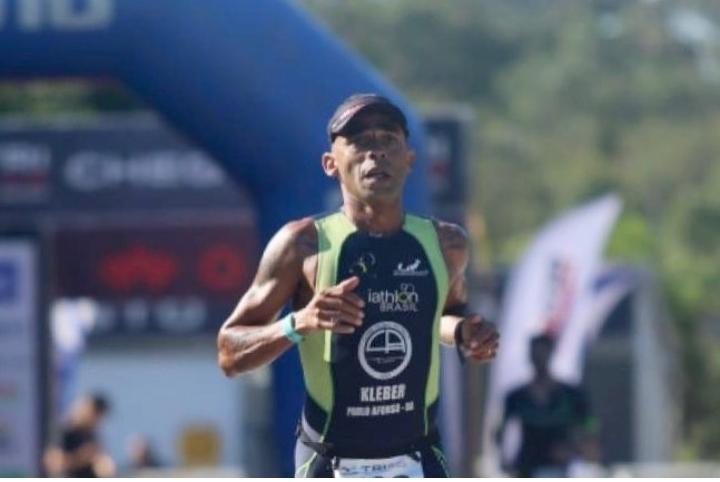 Triatleta pauloafonsino é campeão em São Paulo