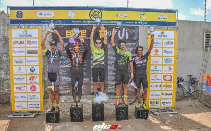 Matheus Moraes vence mais uma no Mountain Bike