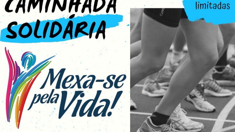 I Corrida e Caminhada Solidária Mexa-se pela Vida acontecerá em Delmiro Gouveia-AL