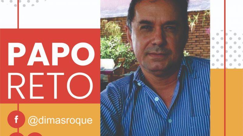 Estreia no Tribuna Mulungu o Podcast Papo Reto com Dimas Roque