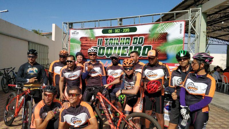 Bike Clube BTN participa de evento ciclístico em Rodelas-BA  Laranjou na terra do coco!