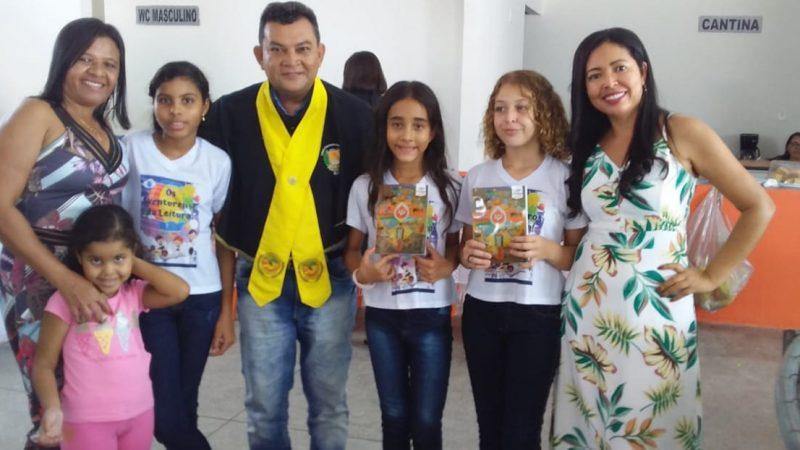 Escritores mirins de Paulo Afonso rompem barreiras e participam de antologia em Sergipe