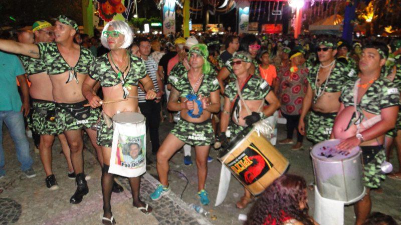 Carnaval 2020 reúne folia no Coreto e Bairro Tancredo Neves