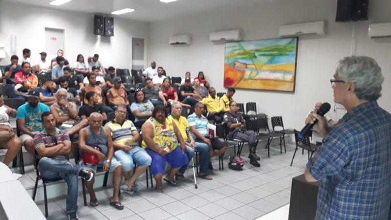 Reunião com representantes de blocos aborda ajustes para o Carnaval 2020