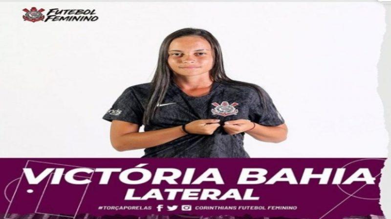 Jovem do BTN fecha contrato com o Sport Clube Corinthians Paulista e jogará o Sub 17 Feminino