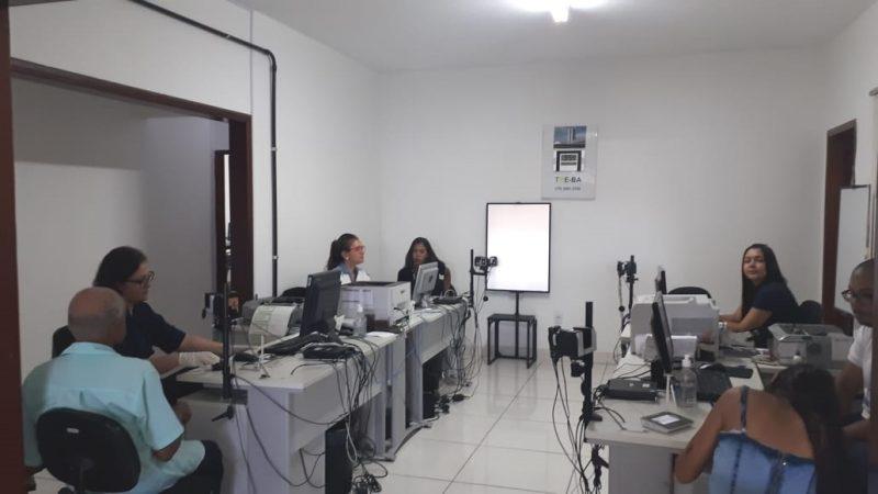 Parceria entre Prefeitura de Paulo Afonso e Justiça Eleitoral agiliza cadastramento biométrico