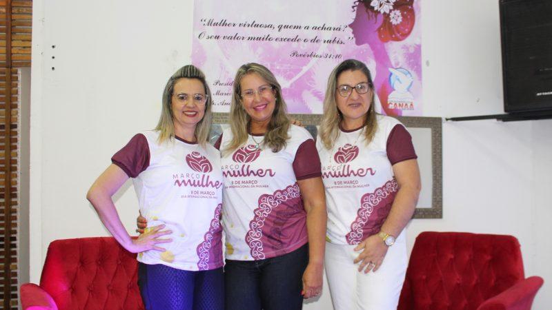 CRM realiza atividade em alusão ao Março Mulher