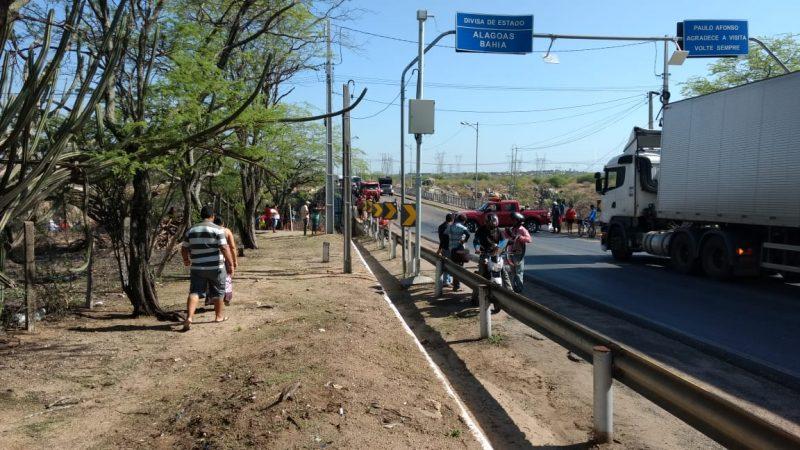 Delmiro Gouveia tem barreiras sanitárias instaladas para combater o coronavírus