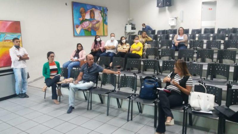 Secretários de saúde da 10ª Região participam de reunião sobre Covid-19