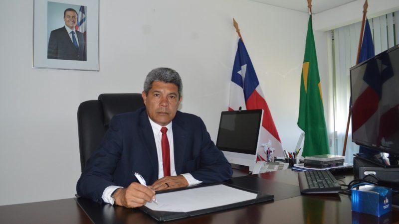 """""""Ministério da Educação precisa adiar o ENEM"""", defende Jerônimo Rodrigues"""
