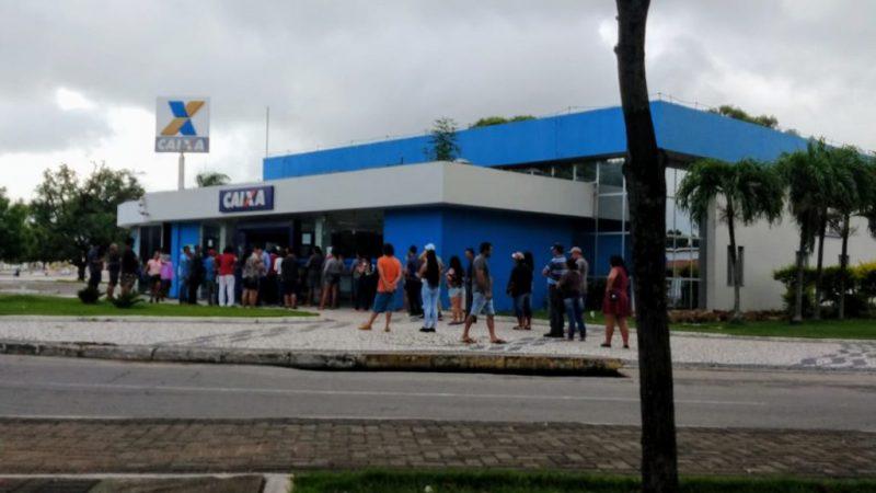Caixa abrirá em Paulo Afonso para pagar auxílio de R$ 600 mesmo no feriadão antecipado