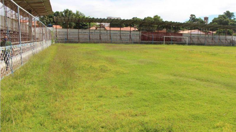 Reforma do Estádio Álvaro de Carvalho, construção e requalificação de quadras incentivam o esporte e melhoram a saúde da população