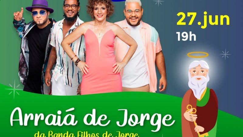 """Sesc Bahia promove """"O Arraiá de Jorge"""" pra comemorar o São Pedro"""