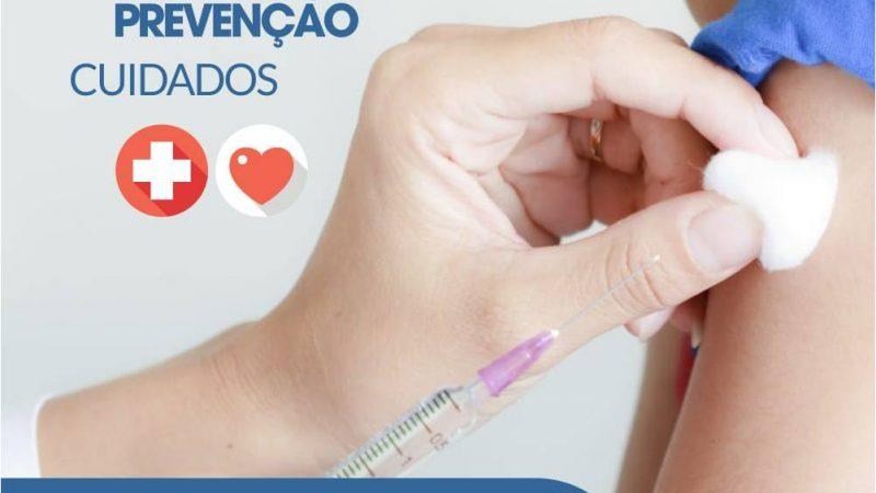 Secretaria de Saúde de Paulo Afonso alerta gestantes e puérperas para a importância de se vacinarem contra a gripe