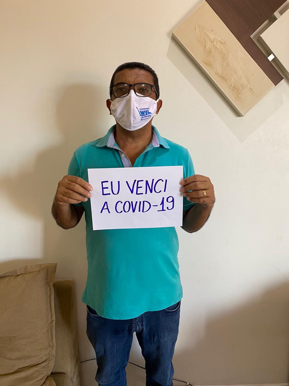 Vídeo: Empresário Will da Farinha se recupera e agradece o apoio e as orações pela sua saúde
