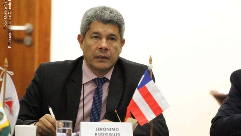 Secretário estadual Jerônimo Rodrigues envia carta e pede apoio à bancada baiana no Congresso Nacional para aprovação do FUNDEB