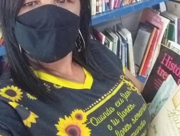 Aventureiros da Leitura At Home: Coordenadora leva livros aos alunos durante a pandemia em Paulo Afonso