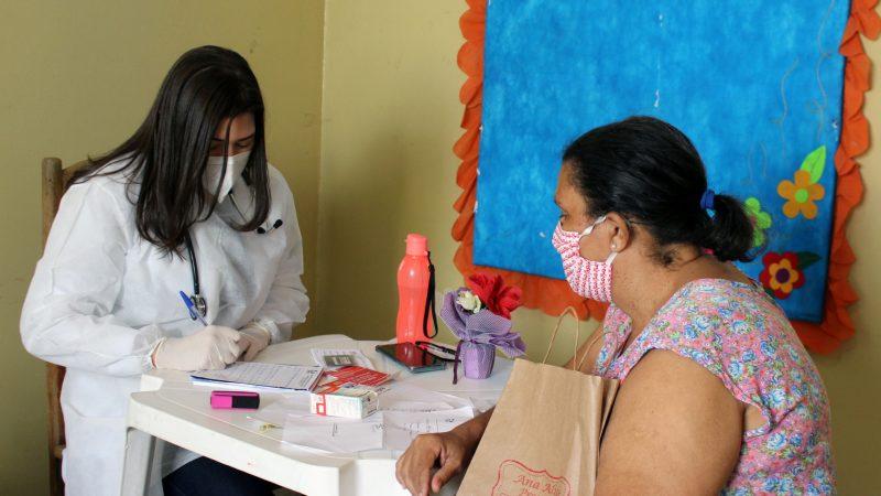 Bairro Prainha recebe projeto de prevenção à Covid-19