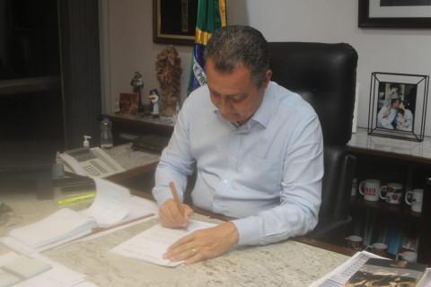 Governador decreta situação de emergência em Biritinga e Pedro Alexandre