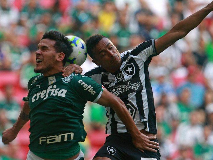 Brasileiro: em crise, Botafogo encara Palmeiras no Nilton Santos