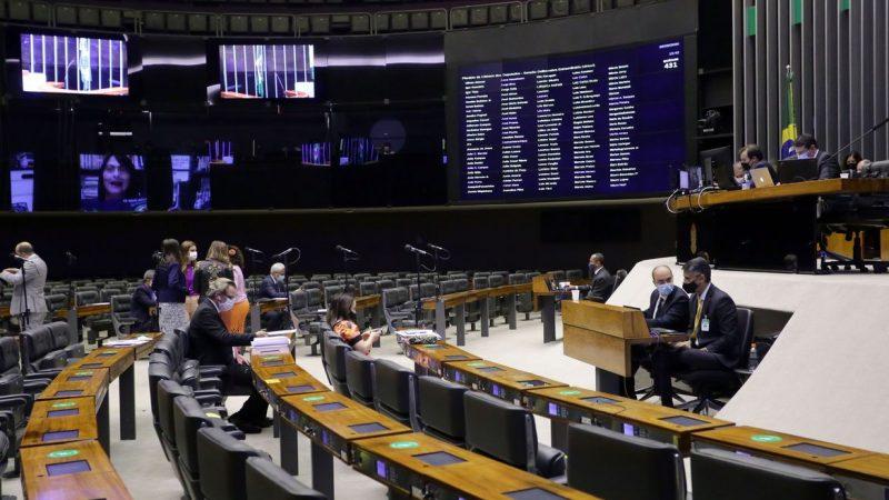 Câmara cancela sessão após obstrução de partidos de oposição