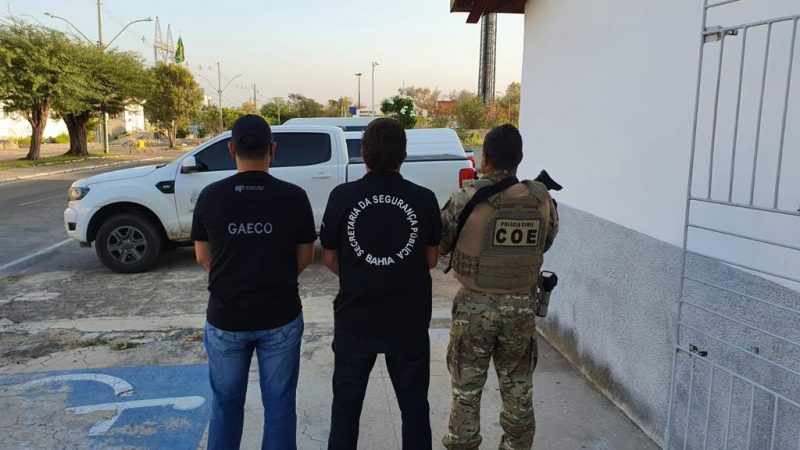 """""""Operação Alcateia"""" desarticula milícia no sertão baiano"""