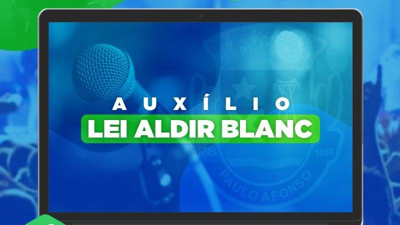 Secretaria de Cultura e Esportes convoca agentes culturais para assinatura do TAC da Lei Aldir Blanc