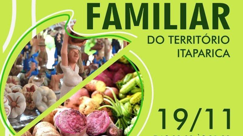 Feira Territorial da Economia Solidária e da Agricultura Familiar