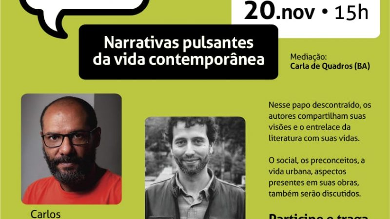 Rede Sesc de Leituras promove: Arte das Palavras