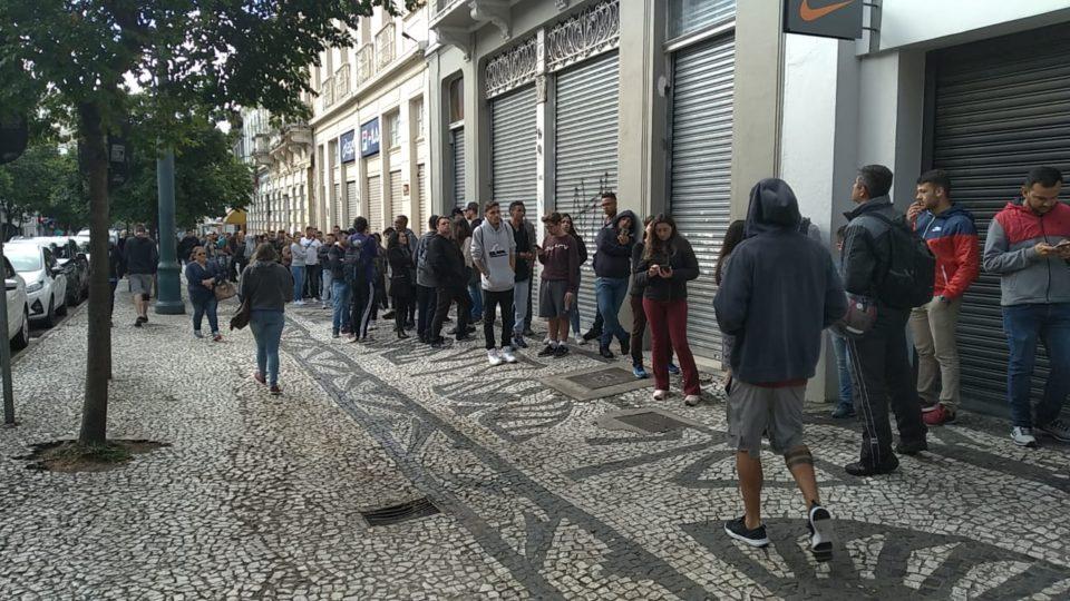 Black Friday: Shoppings já registram grandes filas em Salvador