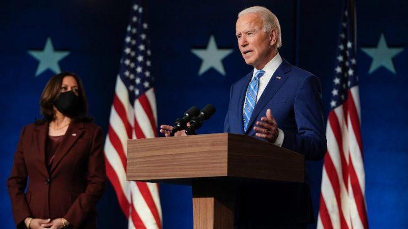 Joe Biden é eleito o 46º presidente dos EUA, diz CNN