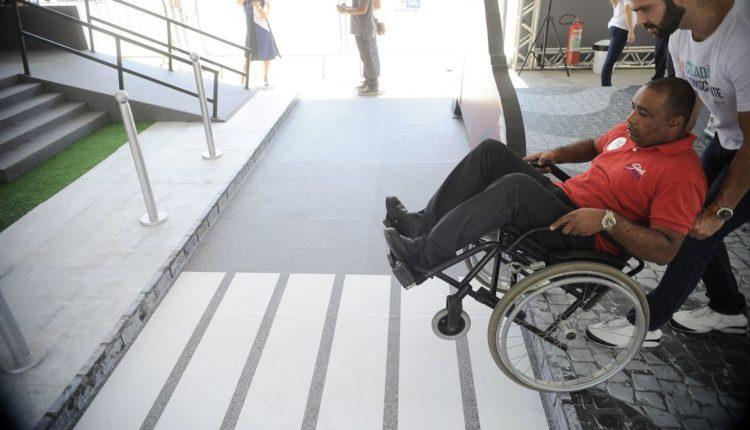 Senado aprova destinação de 10% de multas a obras de acessibilidade