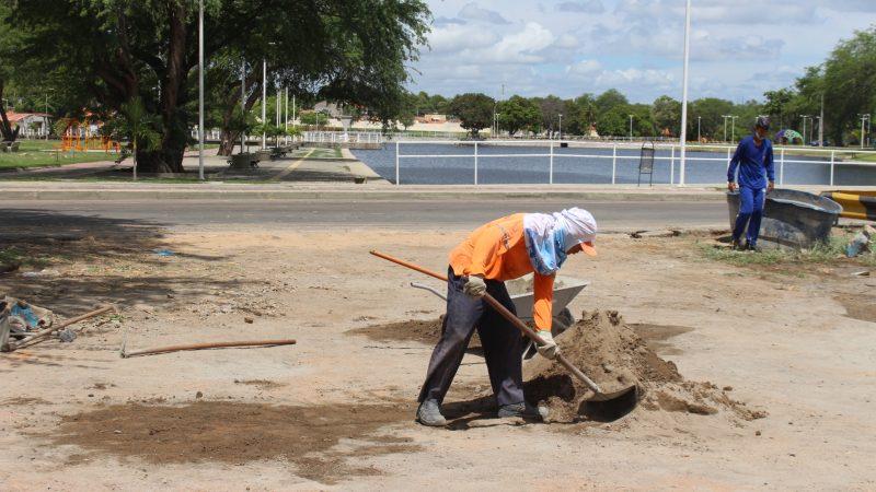 Prefeitura inicia Construção do Parque Aracaju