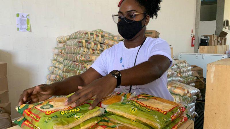 Flocão de Milho não transgênico está entre os produtos mais vendidos na Feira Baiana da Agricultura Familiar