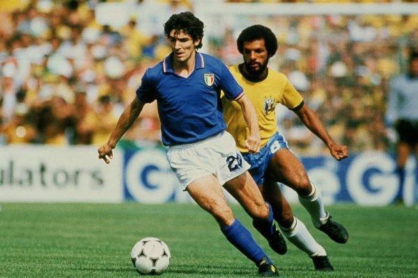 Morre, aos 64 anos, Paolo Rossi, carrasco do Brasil na Copa do Mundo de 1982