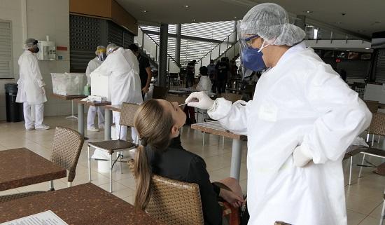Covid-19: Bahia registra 2.920 novos casos da doença nas últimas 24 horas