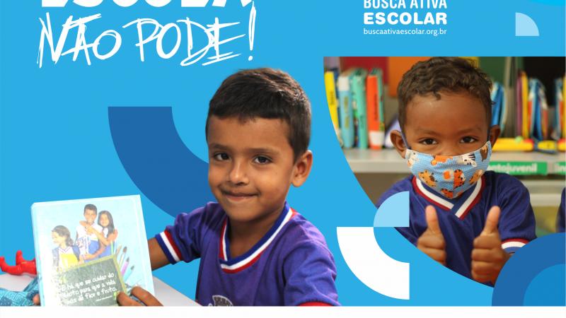 Seduc reforça campanha para alunos assistirem aulas online, que retornam em 2 de fevereiro