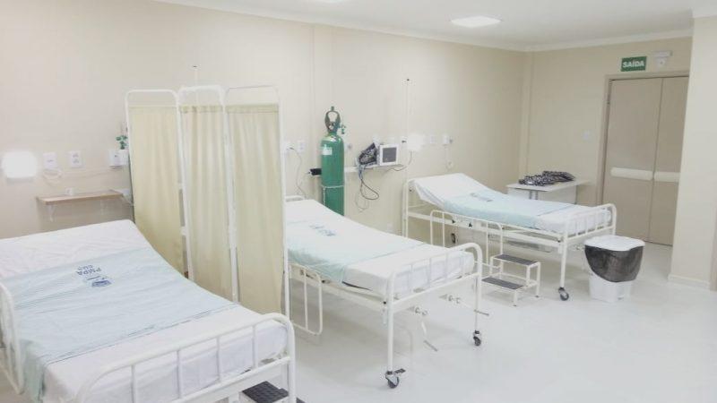 HNAS ganha 12 leitos para terapia semi-intensiva