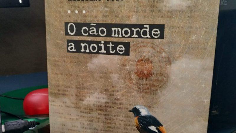 """Acabei de receber o meu exemplar de """"O cão Morde a noite"""" – novo livro de Emiliano José"""
