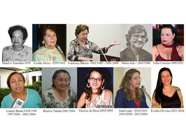 Breve história das Mulheres no Parlamento de Paulo Afonso