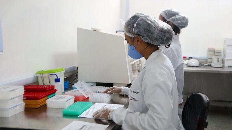 Lacen-BA identifica 10 casos da variante do coronavírus de Manaus