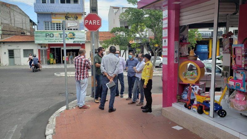 Mudanças no trânsito preveem evitar acidentes e dar segurança ao  pedestre