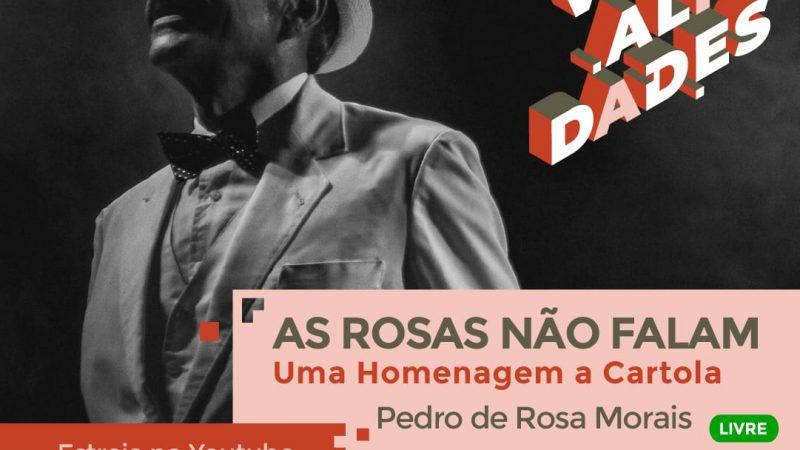 SESC Bahia apresenta: AS ROSAS NÃO FALAM – UMA HOMENAGEM A CARTOLA