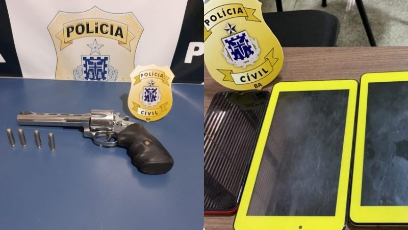Polícia Civil prende suspeito de matar Maicon da MD Cell