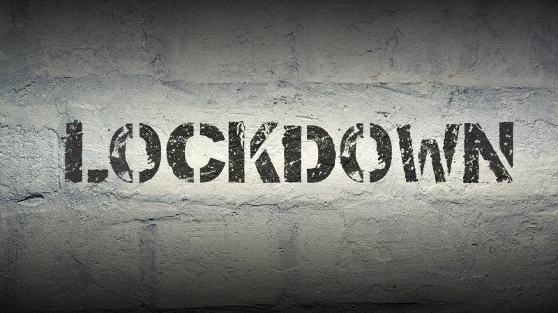 Governador Decreta Locdown em 90% do estado a partir das 20hs desta sexta feira 26/02