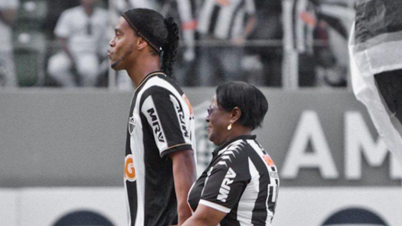 Morre mãe de Ronaldinho Gaúcho vitima de Covid-19